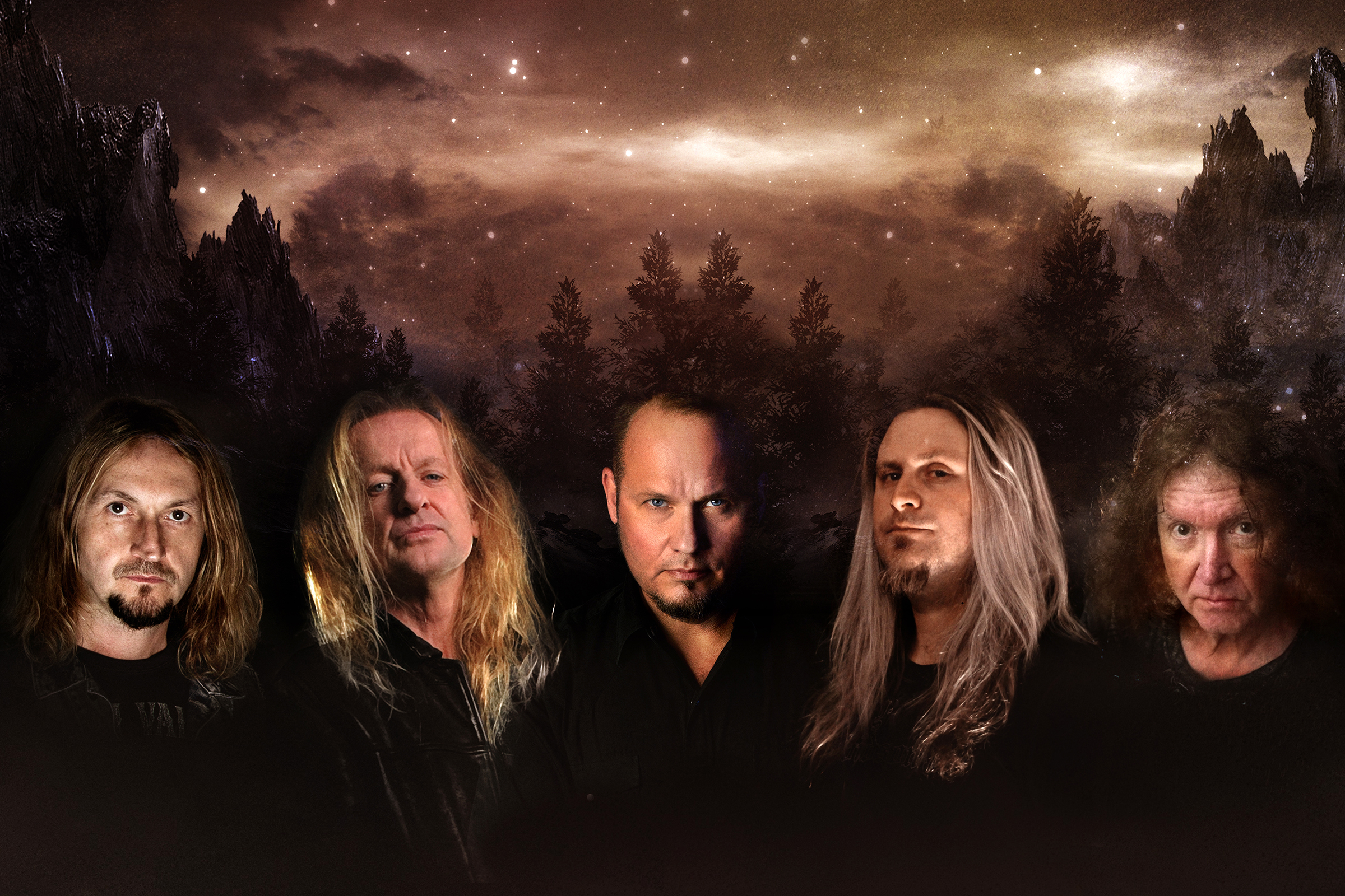 Ex-Judas Priest Guitarist K.K. Downing Forms Band With Other Former Priest Members